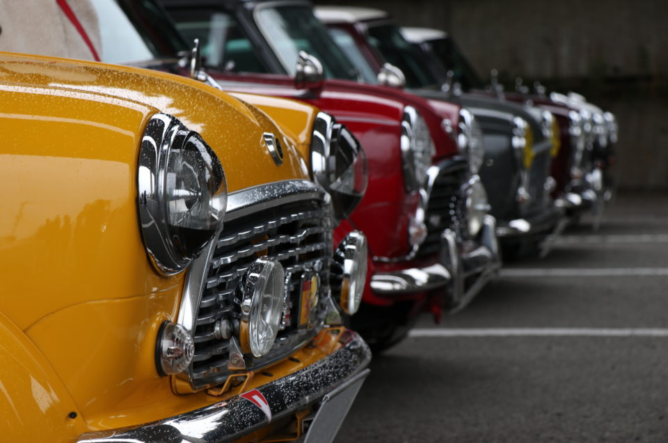 Get your car, or owners club, on display at The British Motor Show