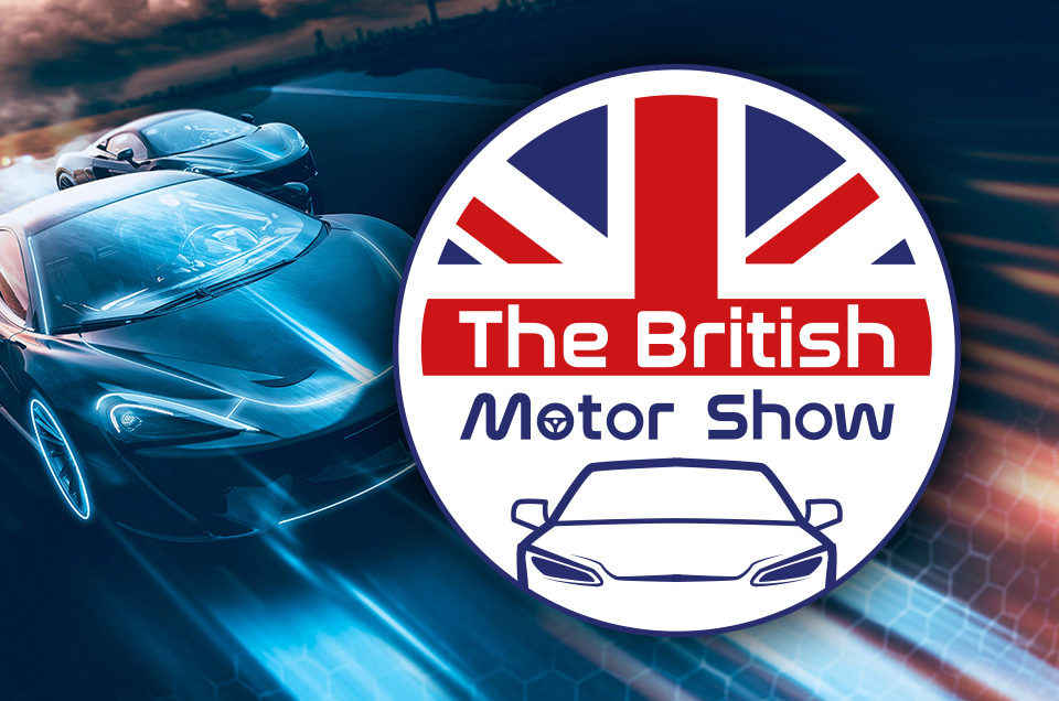 The British Motor Show is back