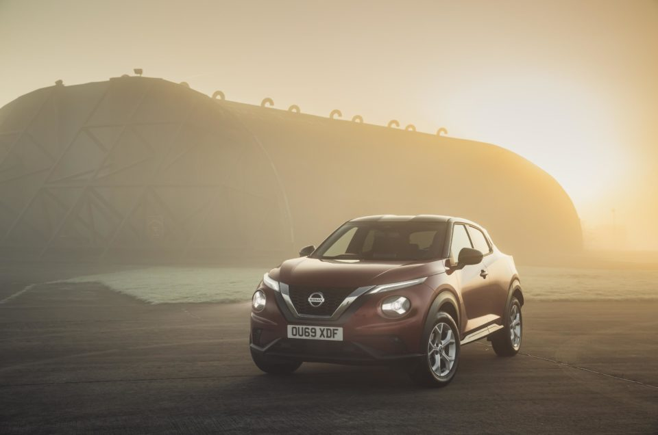 The new Nissan JUKE, a true British success story.