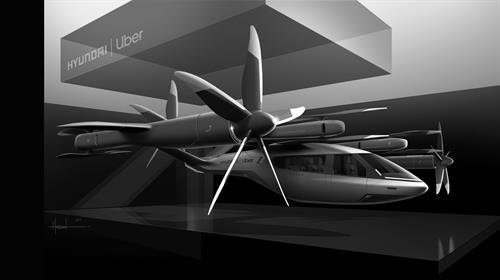Could Hyundai & Uber partnership concept make the flying car a reality?