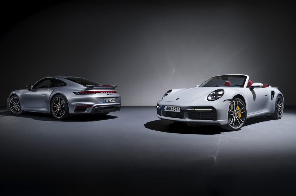 Porsche 911 Turbo S revealed with 641bhp