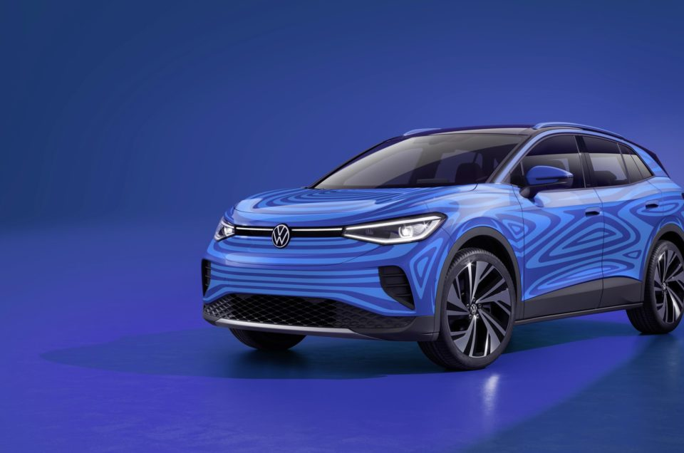 VW's new ID.4 electric crossover arrives with 311-mile range
