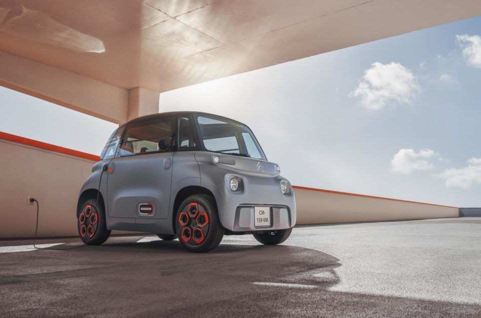 The new Citroen Ami is a small EV that costs £17 per month – but there's a catch