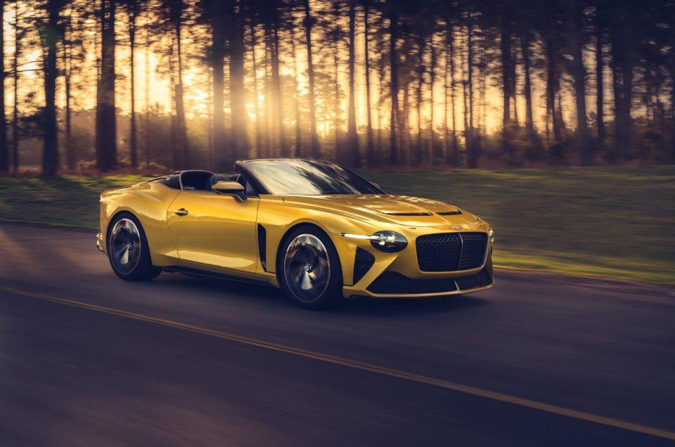 Bentley reveals ultra-exclusive Mulliner Bacalar
