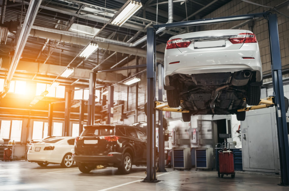 MOT exemption situation for garages and vehicle owners clarified