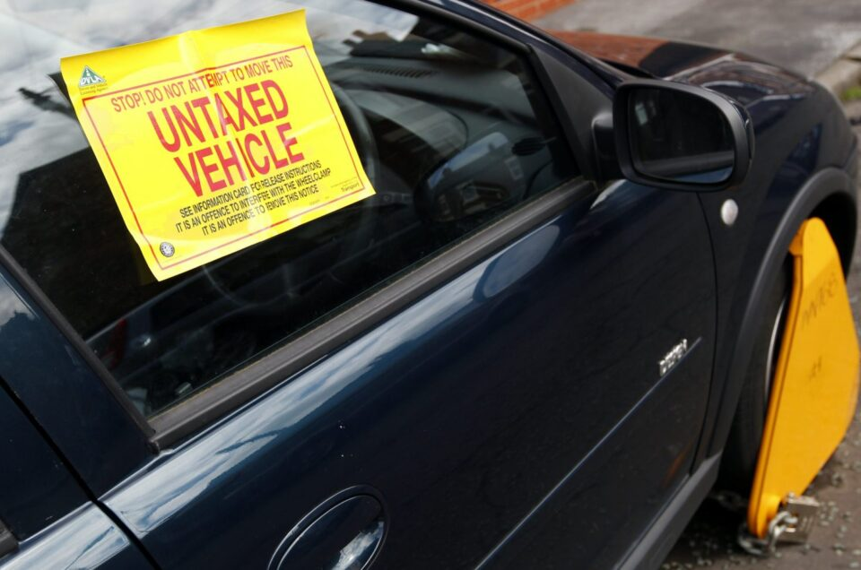 Explained – Can I cancel my road tax when I am not using my car