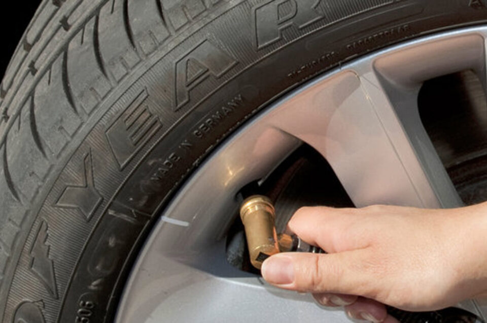 Advice – Checking your tyres