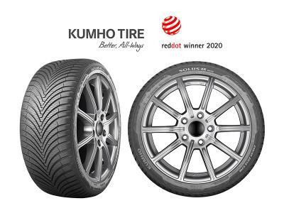 New Kuhmo Tyre
