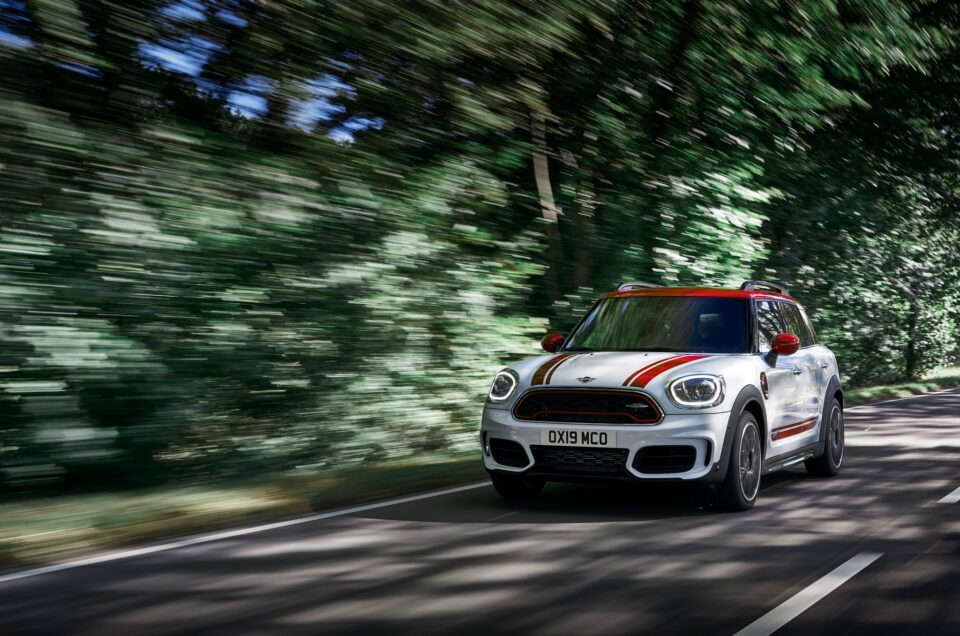 First Drive: Mini's Countryman John Cooper Works combines performance and practicality