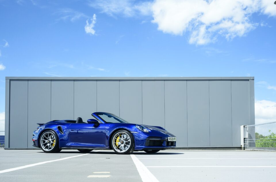 First Drive: The Porsche 911 Turbo S brings frankly ludicrous performance to the sports car market