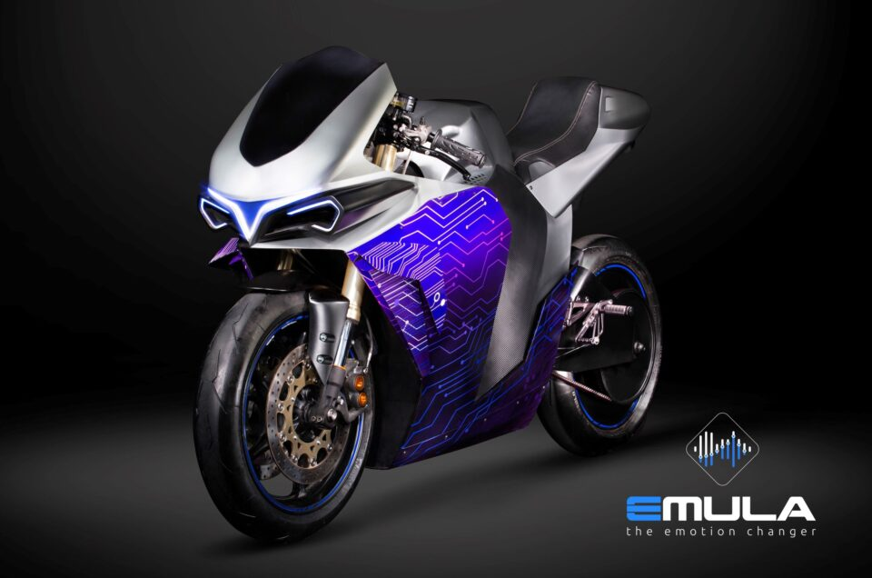 Engine simulator system developed for EV motorcycle, could cars be next?