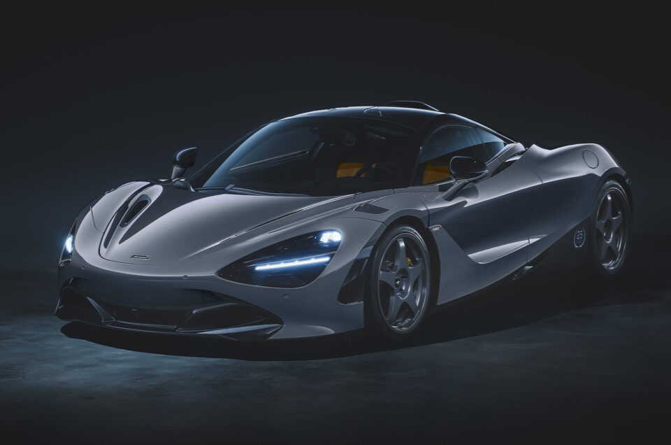 McLaren releases 720s special edition to celebrate 25th anniversary of Le Mans win