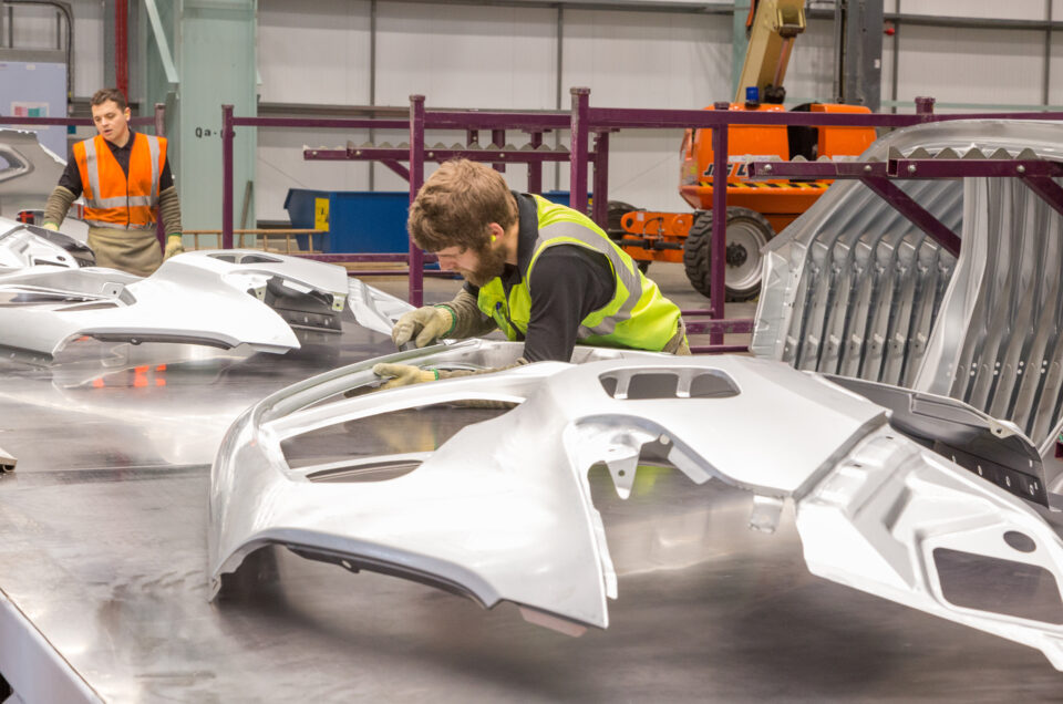 UK Automotive industry gets £73 million investment for green technology