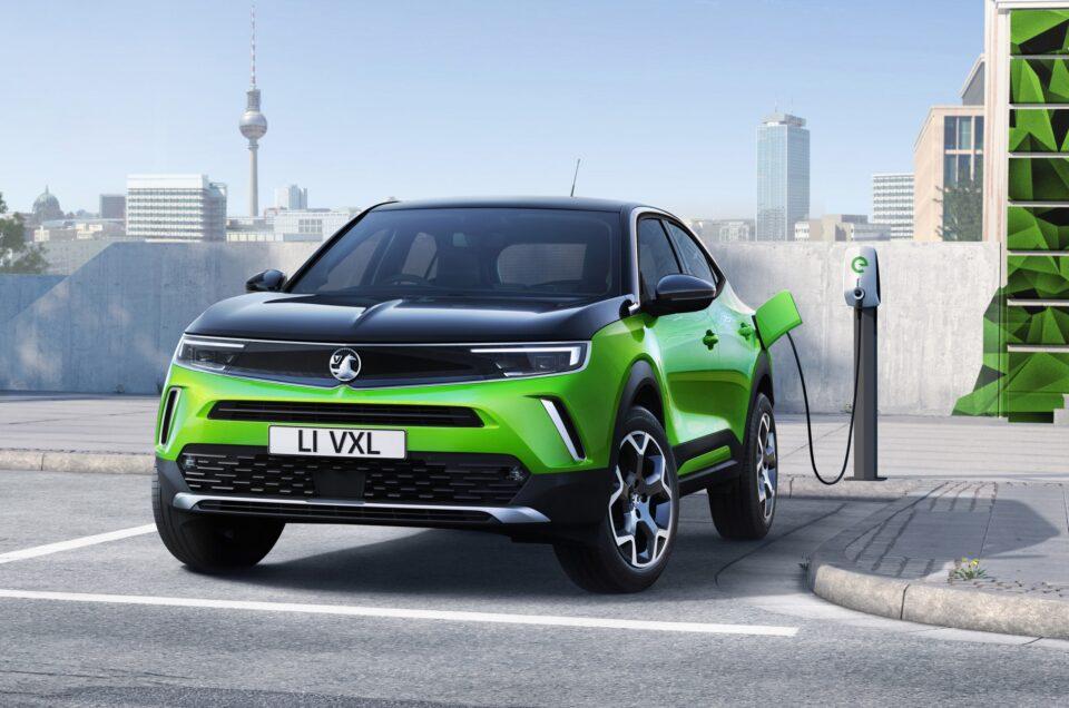 Next-generation Vauxhall Mokka revealed with electric version