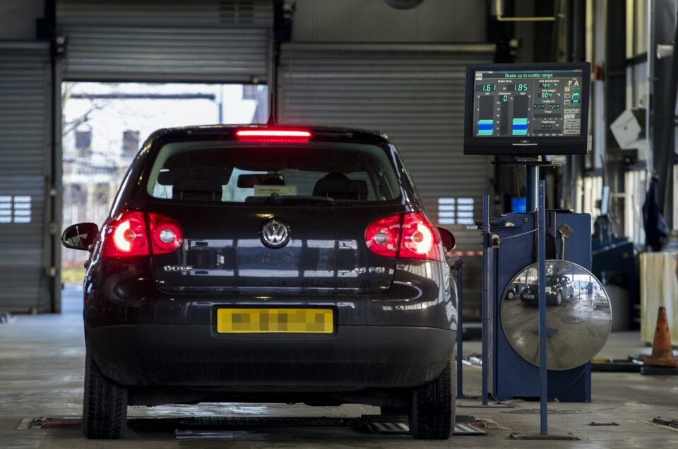Government confirm that MOT exemption is coming to an end