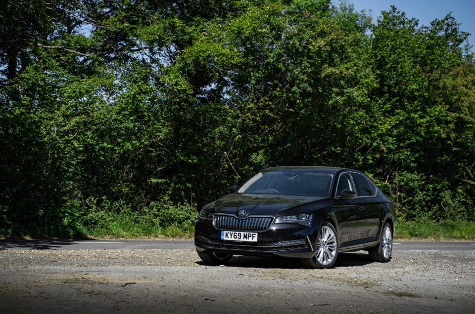 Uk Drive The Skoda Superb Iv Brings Frugality To The Executive Segment Thebritishmotorshow