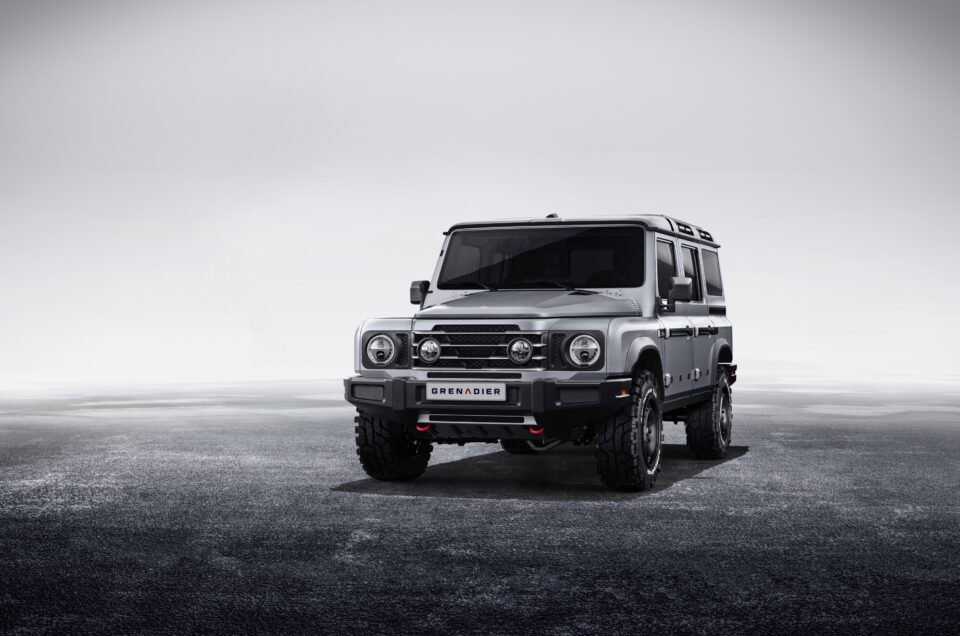New 4×4 off roader from INEOS intends to take up where the original Defender left off