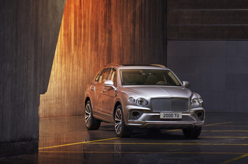 Bentley reveals new Bentayga with updated styling and technology
