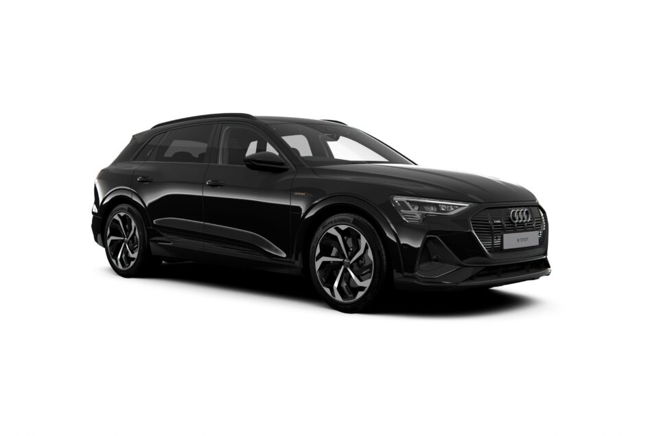 Audi introduces revised trim line-up for e-tron models