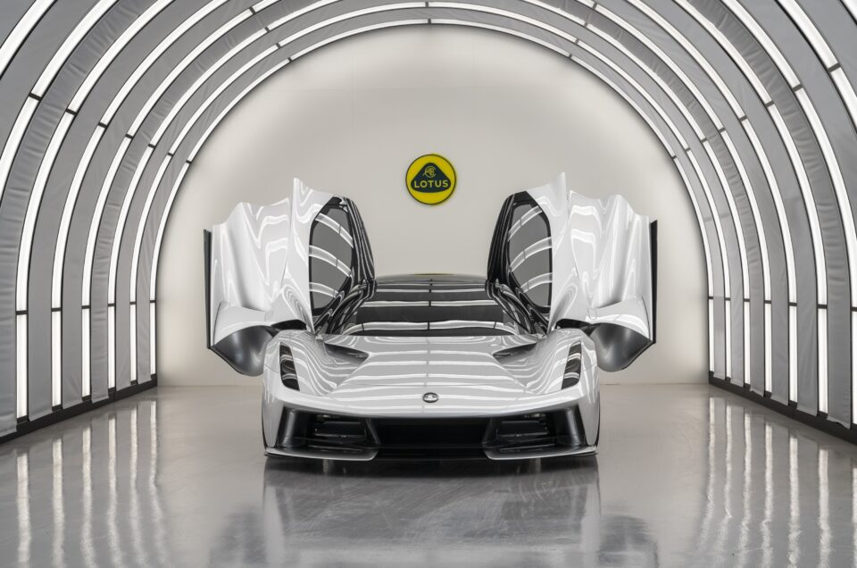 The past, present and future of Lotus