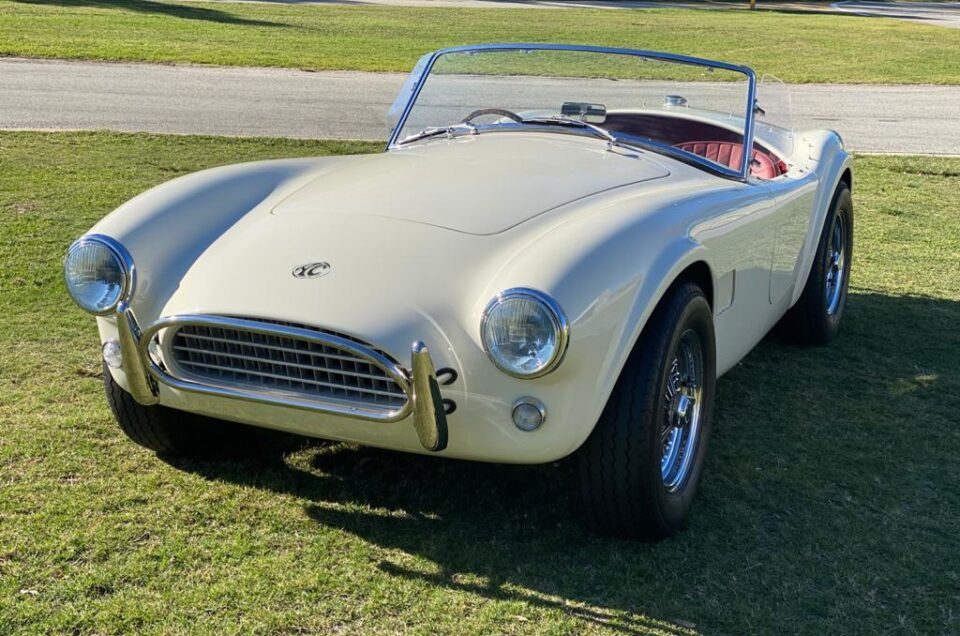 AC Cars launches limited-edition electric Cobra