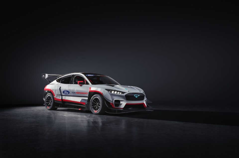 Most powerful Mustang ever revealed. But the 1400bhp Ford prototype might surprise you