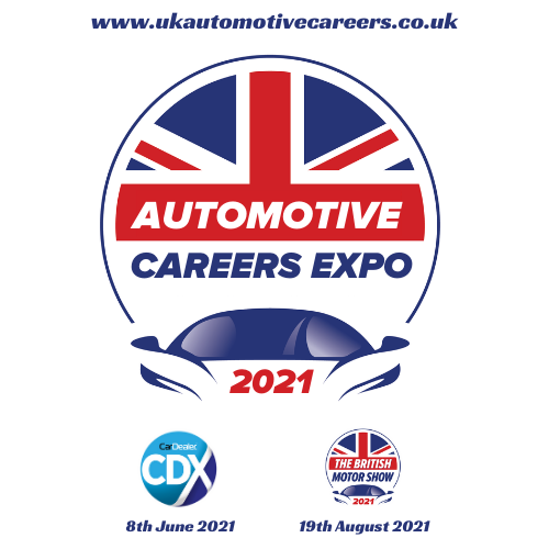 UK Automotive Careers Expo 2021 – two dates at two major events.