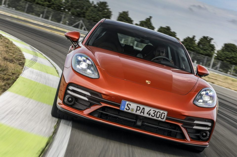 New Porsche Panamera arrives with enhanced performance and sharper looks