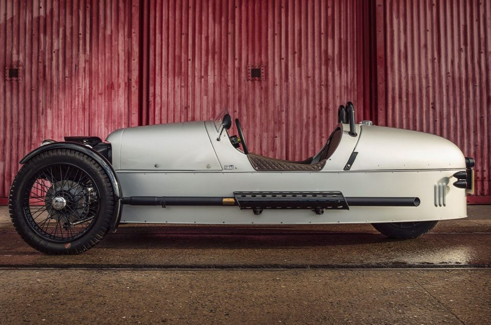 Old School thrills from cars that don't need modern tech.
