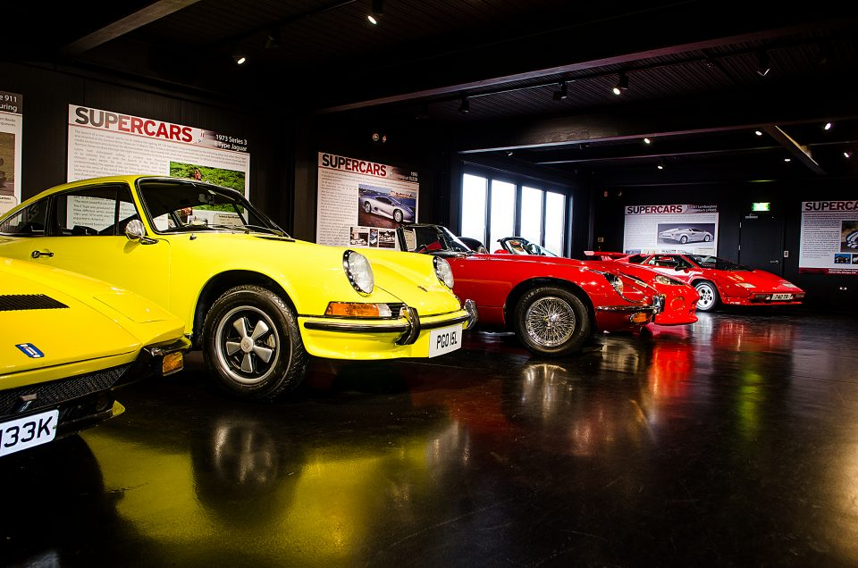 Haynes Motor museum due to reopen after extensive improvements.