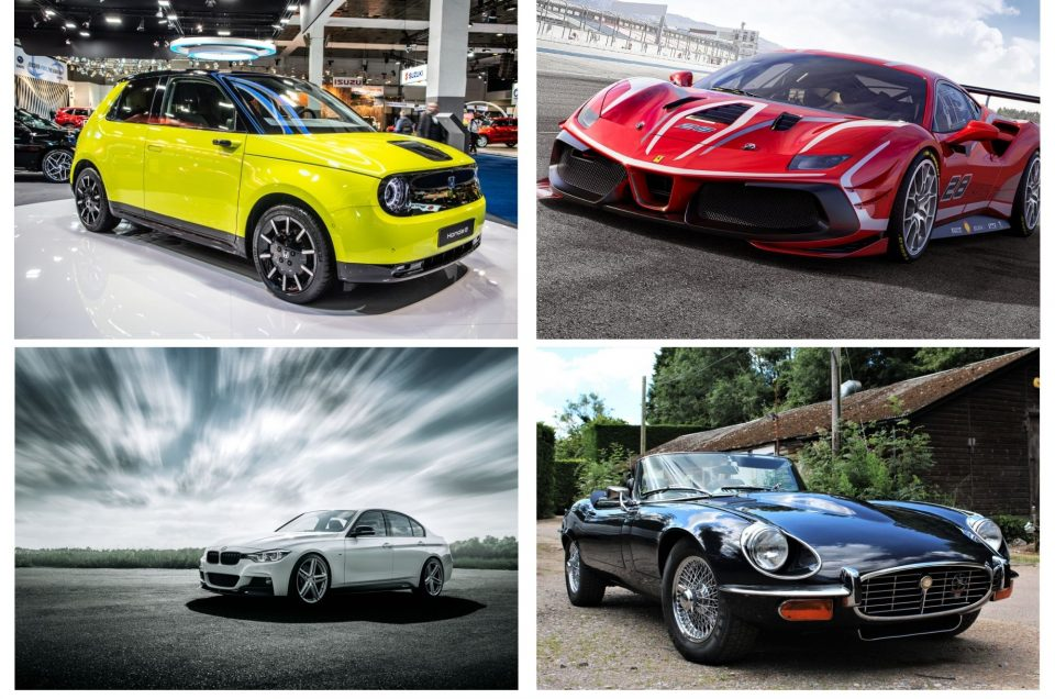 Swipe Left or Swipe Right with The British Motor Show