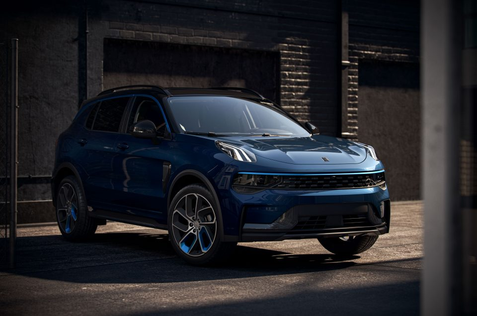 Lynk & Co reveal images of first European car and new ownership model