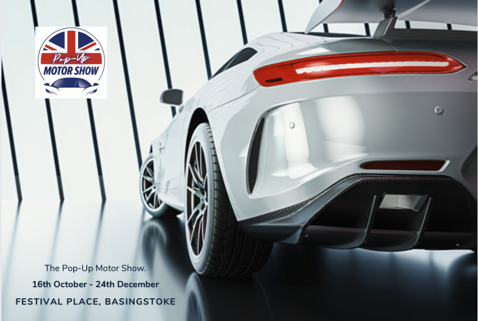 The Pop-Up Motor Show launched by The British Motor Show team