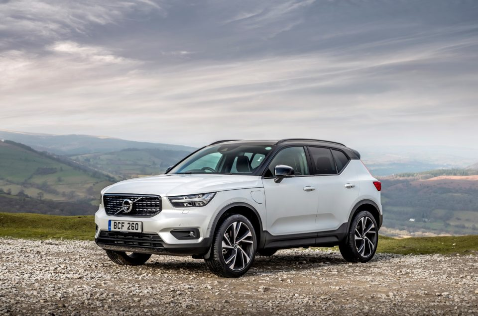 Volvo XC40. Volvo offers premium SUV feel in small SUV package