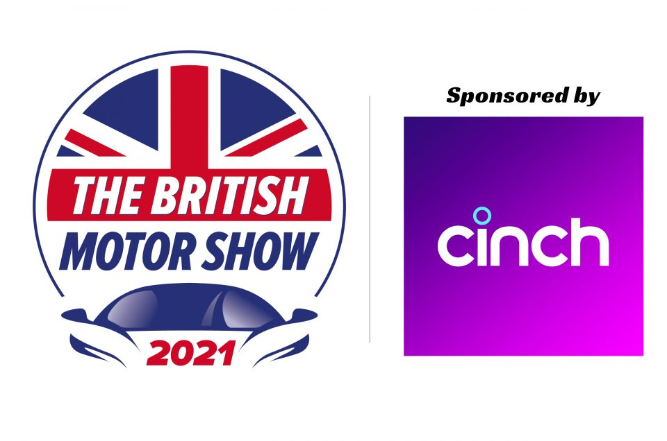 The British Motor Show and Cinch form five-year partnership