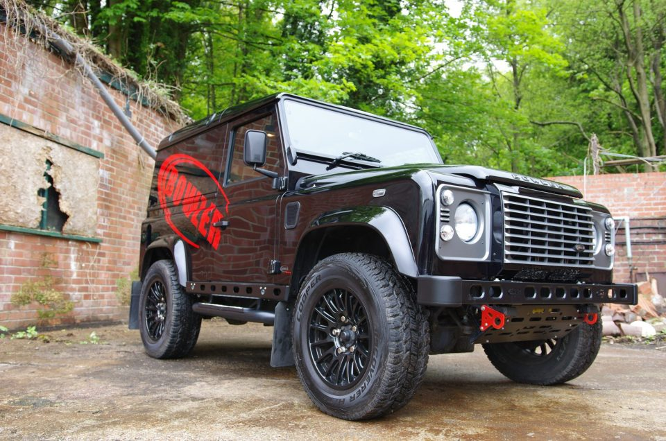 Original Land Rover Defender to live on with Bowler