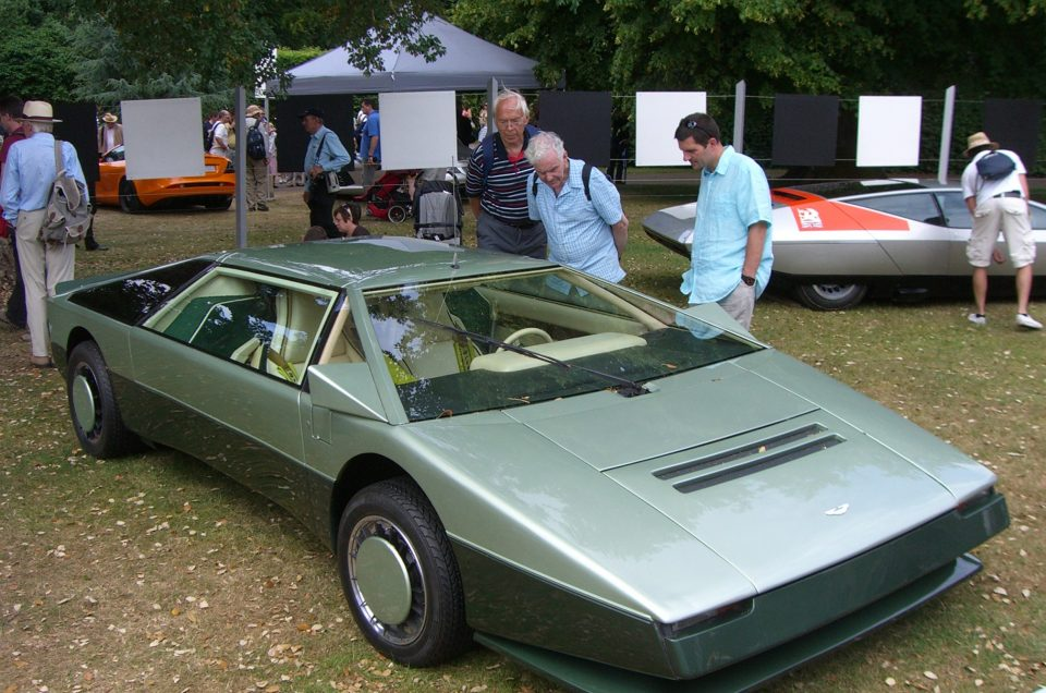 New record attempt at Aston Martin 40 years on