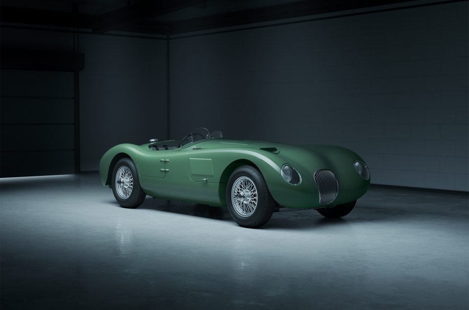 Jaguar C-type is joining the classic continuation family