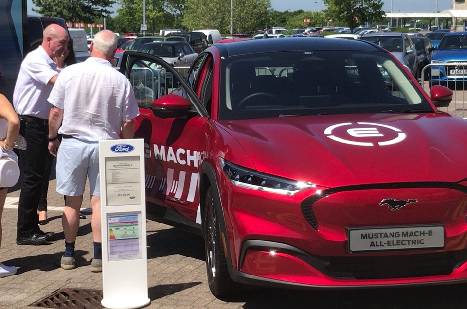 Ford takes official presence at The British Motor Show