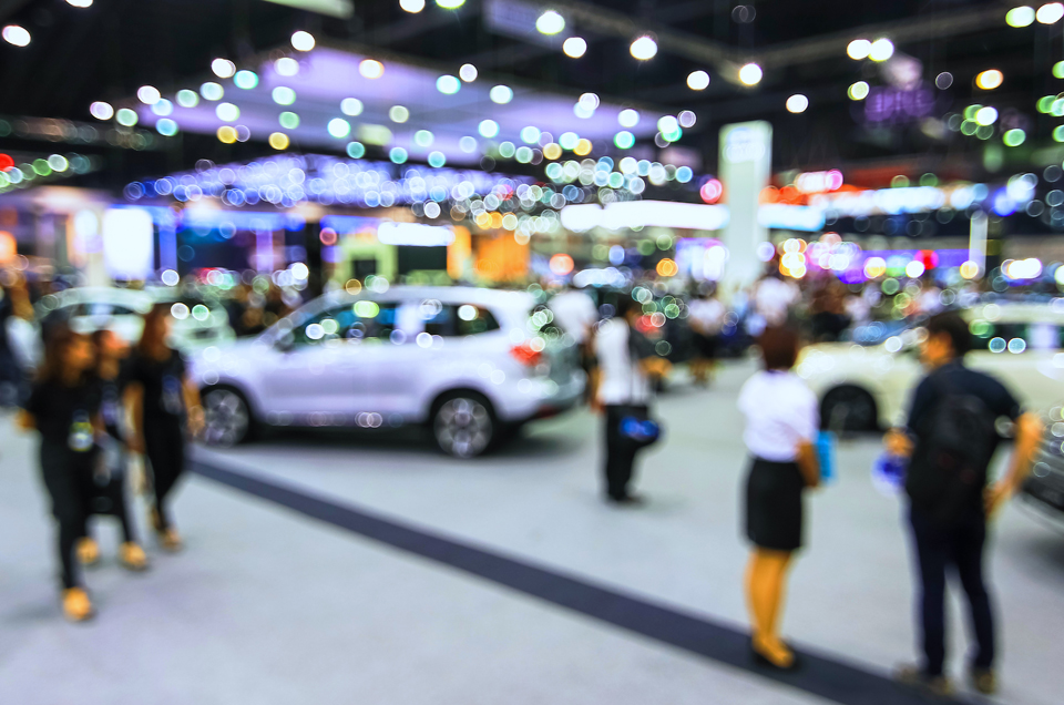 Making travel to The British Motor Show carbon neutral