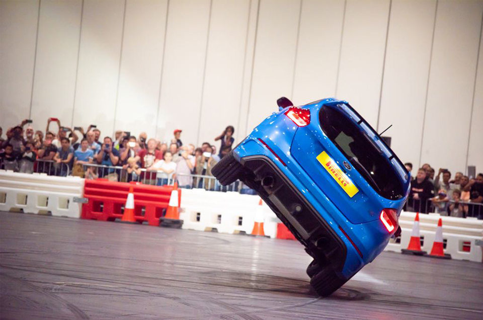 The countdown begins – Just one month to go until The British Motor Show opens its doors