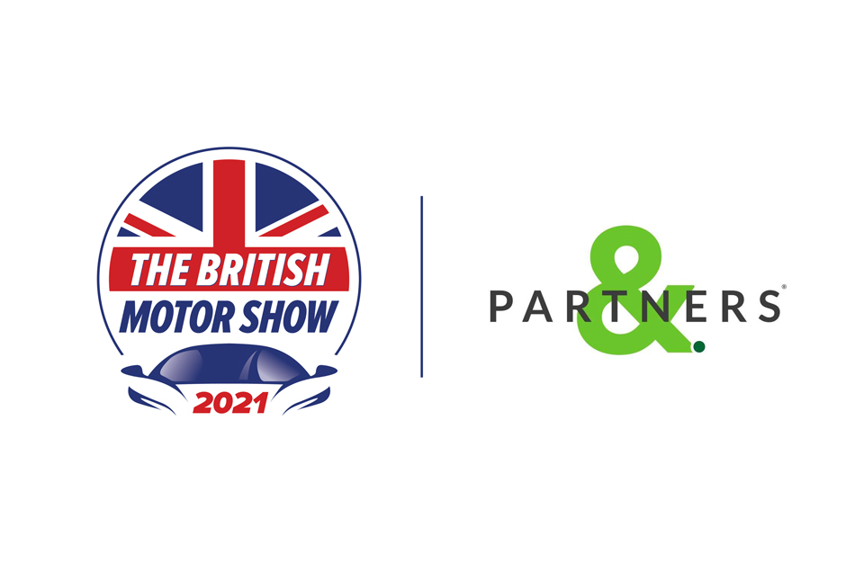 Partners& is proud to be a sponsor of the British Motor Show